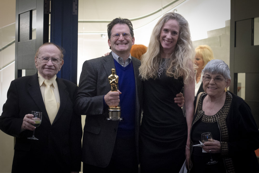 Norman Gould, Jeffrey S. Gould, Lenore Conviser, and Jeanette Gould