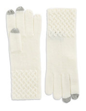 Cashmere gloves- $45