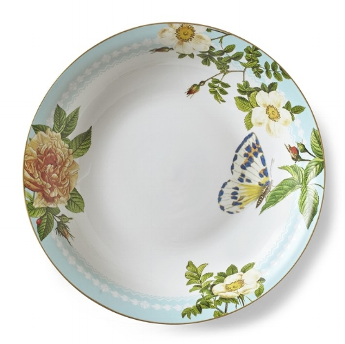 Williams Sonoma Spring Garden Serving Bowl
