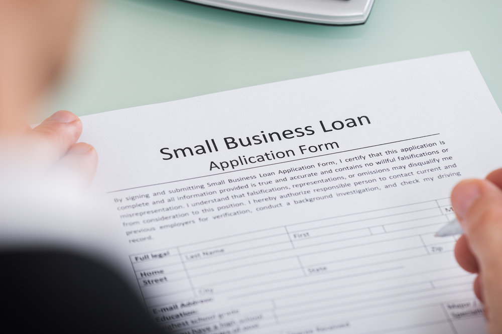 Small Business Financing Trends - Asymmetric Marketing