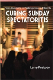 Curing Sunday Spectatoritis  includes interviews with other pastors who practice dialogical preaching.