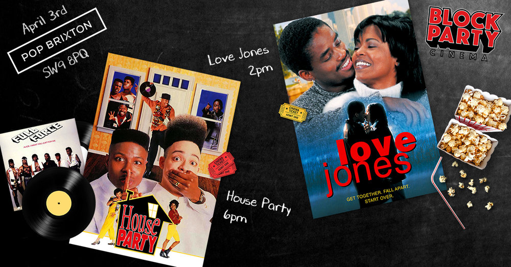 'House Party' 'Love Jones'