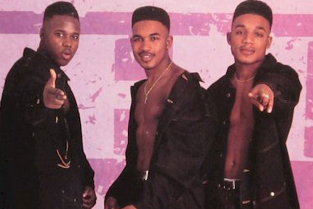 One of the many fantastic songs to sample the 1980s Zapp & Rogers classic 'Be Alright.' H Town stormed the charts with their 9-3 debut album 'Fever for da flavor'. The lead single Knockin' The Boots would put them down in slow jam history forever.