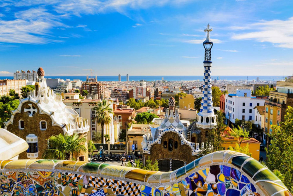 Known for its art and architecture, Barcelona is home to many modernist landmarks. Spectacles designed by Antoni Gaudi can be located throughout the cosmopolitan capital such as the Sagrada Familia Church. Also, the Museu Picasso is a must see.