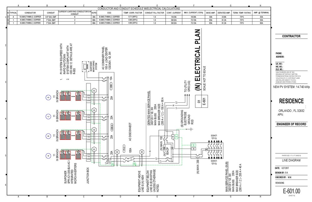 Click to view sample plan set!