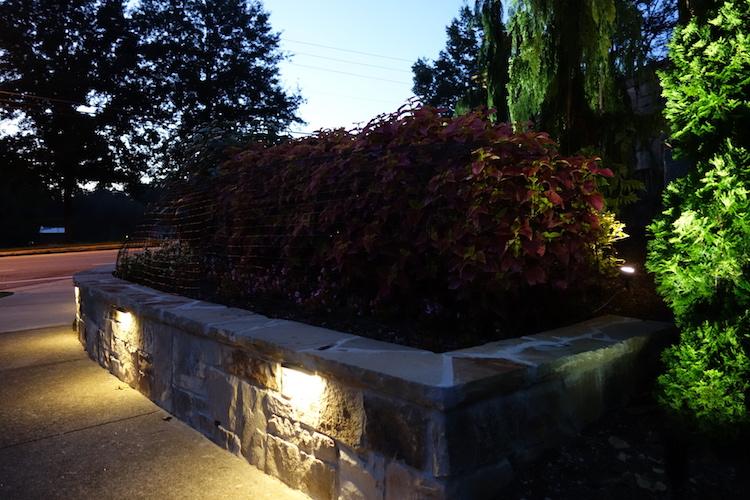 Flower Bed Lighting