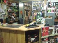 Ewen Johnson - Shooting Supplies, registered firearms dealer.