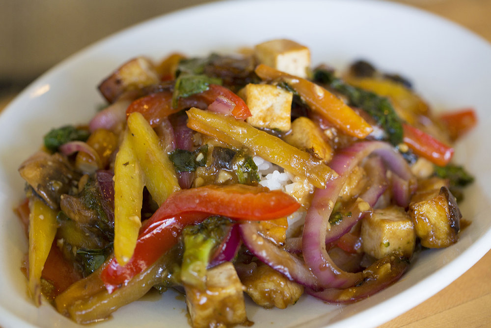 Market Vegetable Stir Fry