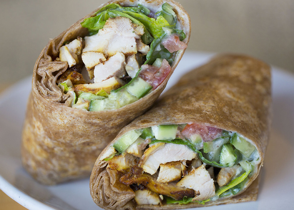 Chicken Tandoori Wrap