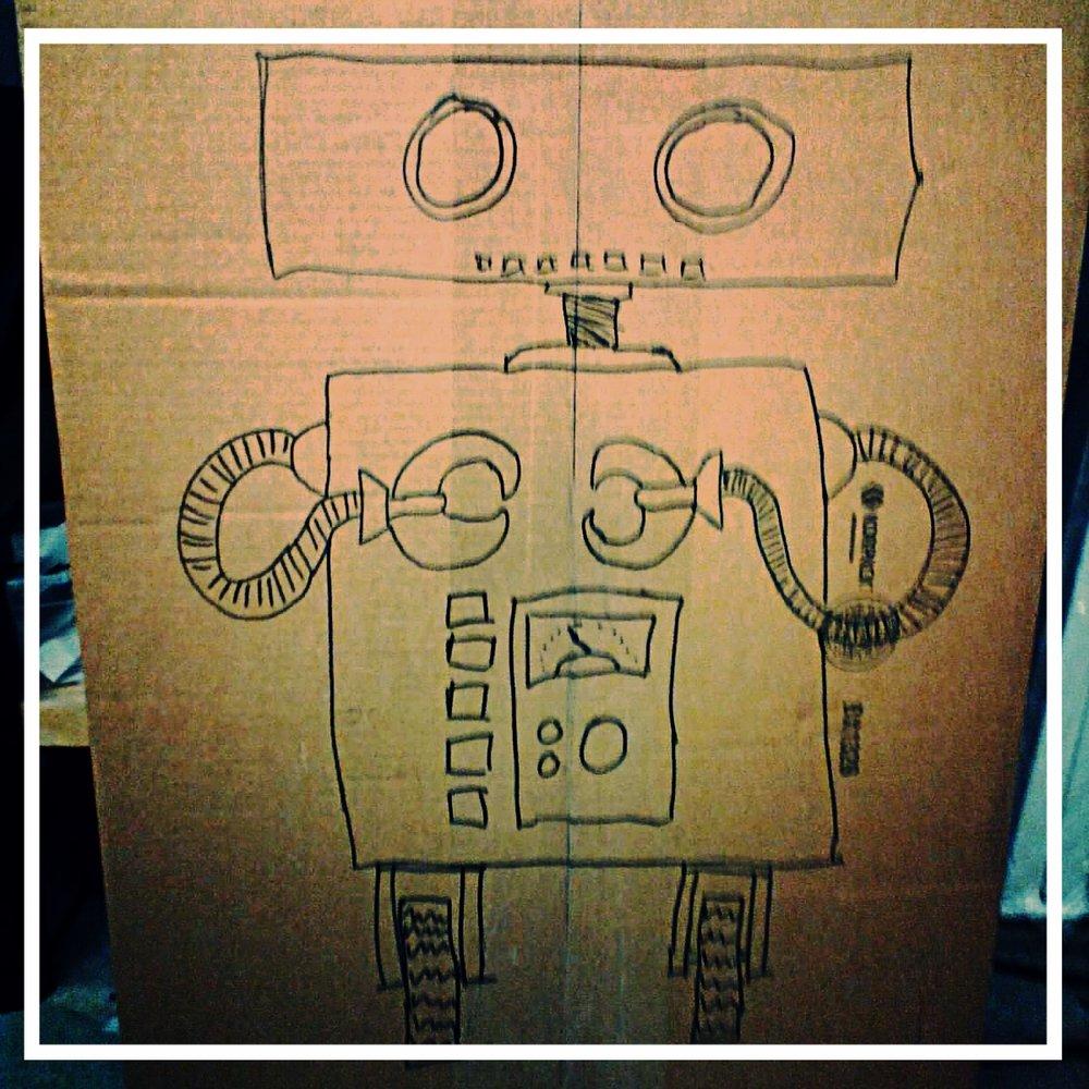 ROBOT BUDDY FWEND -