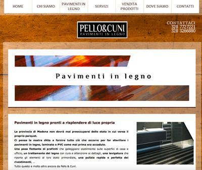 Pello & Cuni |ora Studio Parquet (Castelnuovo Rangoni, MO)- Fornitore e posatore di parquet