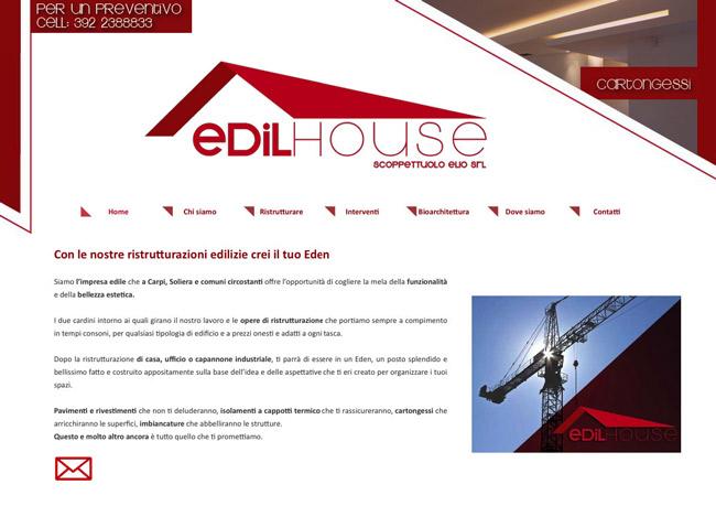 Edilhouse (Carpi, MO) - Impresa edile