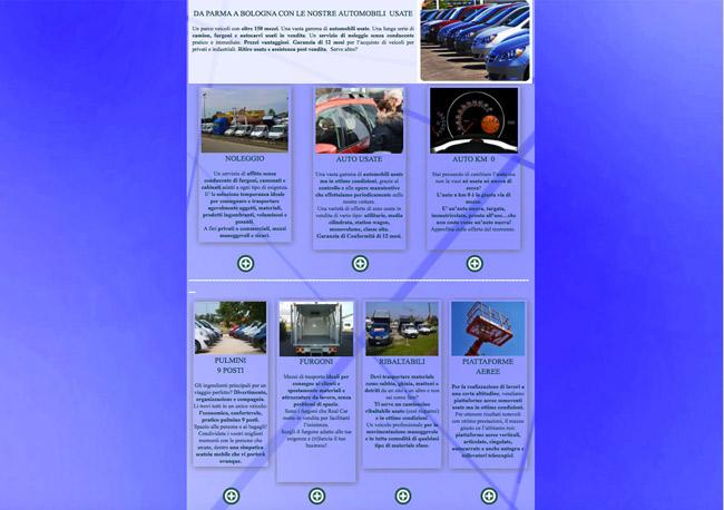 Real Car (Parma e Bologna) - V endita e noleggio di automobili usate e a km 0, furgoni, camion e autocarri.