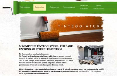 Ng Color (Rimini) - Imbianchino e decoratore