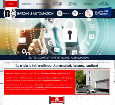 Barzagli Automazioni (Conselice, RA)- Installatore di automazioni e impianti elettrici