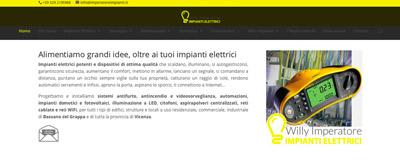 Willy Imperatore (Borca di Cadore, BL) - Elettricista