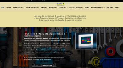 De Luca (Soragna, PR) - Costruzioni elettromeccaniche