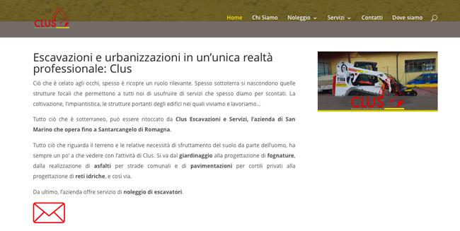 Clus Escavazioni (Cattolica, RN)