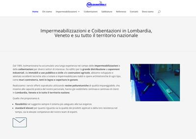 Isolmantovana (Goito, MN) - Impermeabilizzazioni