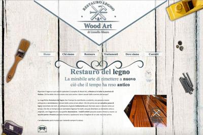 Wood Art (Codevigo, PD) - Restauratore legno