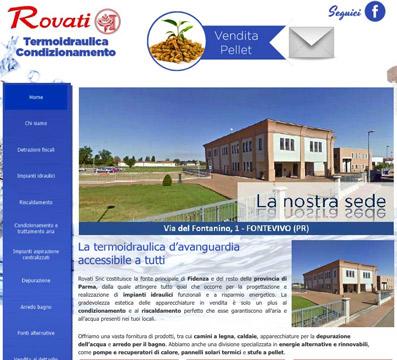 Rovati (Fontevivo, PR) - Termoidraulica e Condizionamento