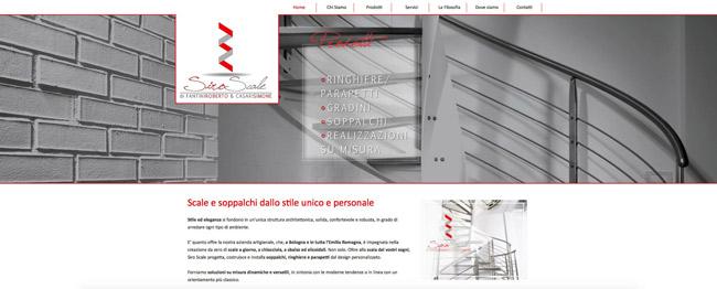 Siro Scale  (Nove di Modena, MO) - Realizzazione di scale, soppalchi e ringhiere