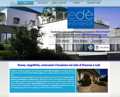Edildebè (Piacenza) - Impresa edile