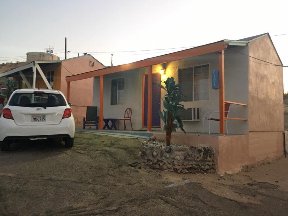 1 - Il primo motel della mia vita.