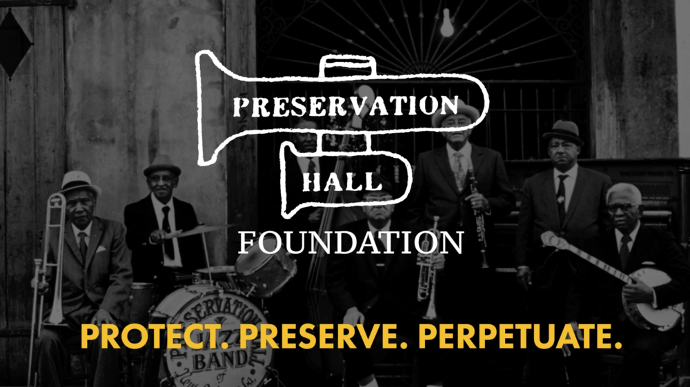 Preservation Hall: Courtyard Conversations