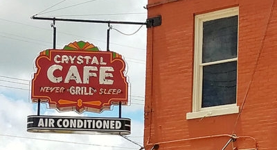 The Crystal Grill