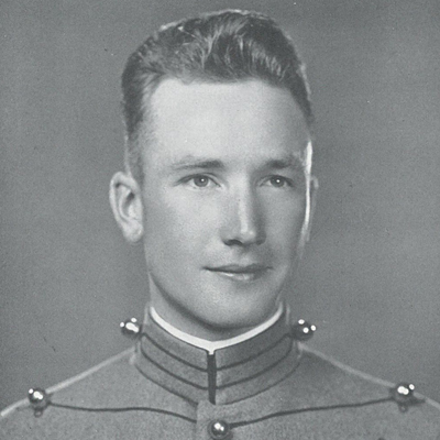 John Norton Class of 1941 Operations Officer of the 2/505th PIR 43-44, G3, 82nd Airborne Division