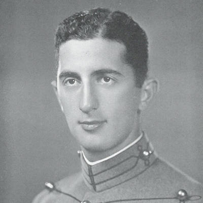 Robert Rosen    Class of 1941  KIA 20 September 1944, Nijmegan, Holland. Posthumous recipient of the Silver Star and Purple Heart