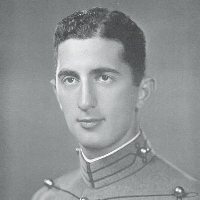 Robert Rosen  Class of 1941 KIA 20 September 1944, Nijmegan, Holland. Posthumous recipient of the Silver Star and Purple Heart