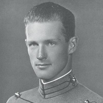 Francis Myers, Jr. Class of 1941 Recipient of 2 Bronze Stars, 3 Purple Hearts