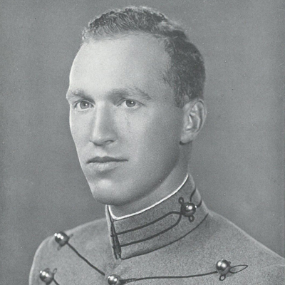 James Kaiser    Class of 1941  Battalion Commander, Recipient of the Distinguished Service Cross, Silver Star, and 2 Purple Hearts