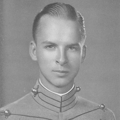 James Cockrell Class of 1942 Company commander in the 505th PIR