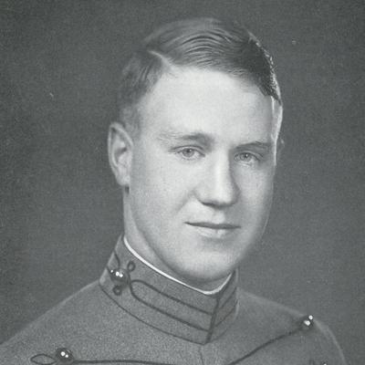 Lucian Bogan Class of 1943 Recipient of 2 Bronze Stars and the Purple Heart