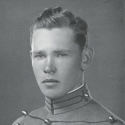 Joseph Ahern Class of 1941 Division Signal Officer