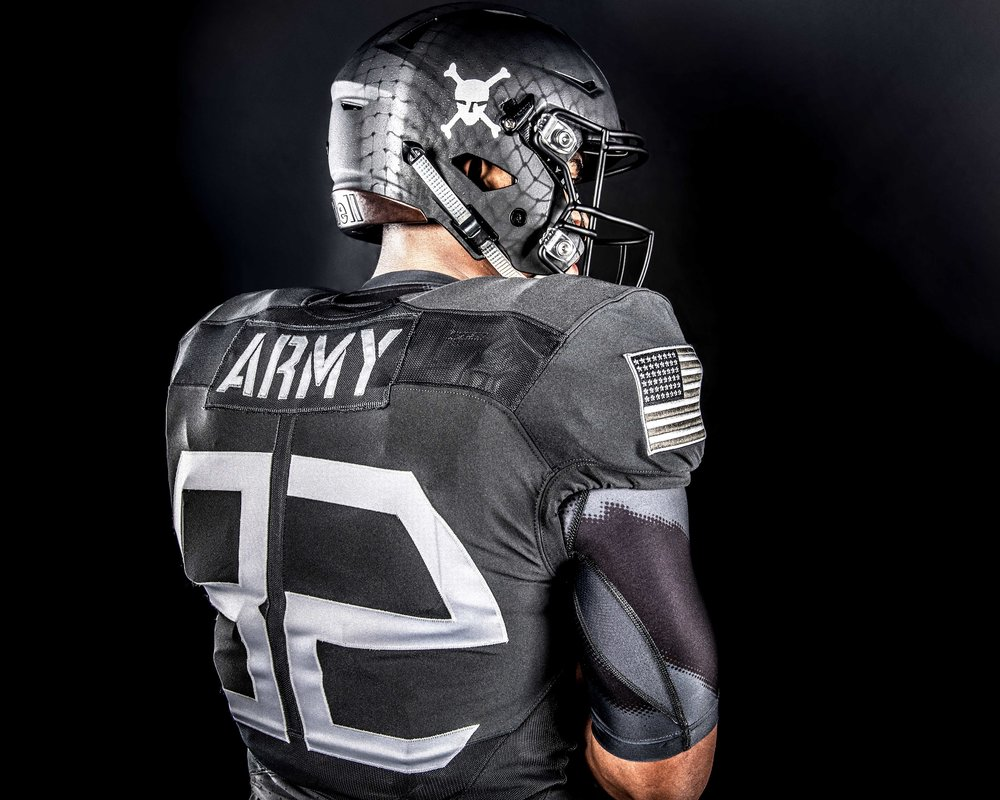 Army Navy Game 2017 Uniforms >> All American