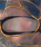 Gradual Motet 20 1999, 16x14, Oil on Linen
