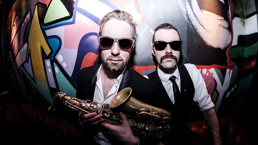 Max The Sax and Florian Kasper