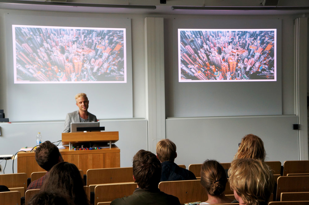 Lund University lecture 2