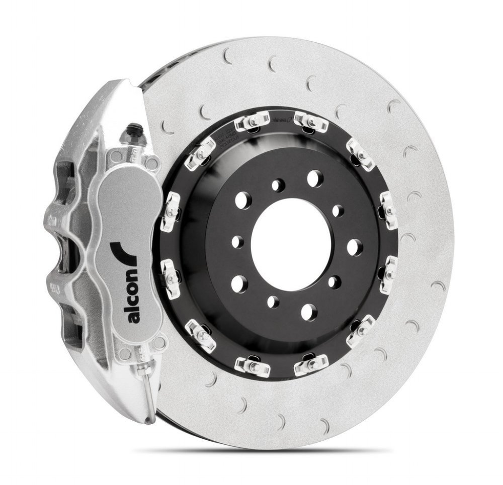 ALCON STREET PERFORMANCE BRAKE SYSTEM - Derived from years of Motorsport technology, Alcon's Street Performance brake systems are specifically designed to give you exceptional performance and control. Available in a wide range of applications. Suitable for street and high performance use