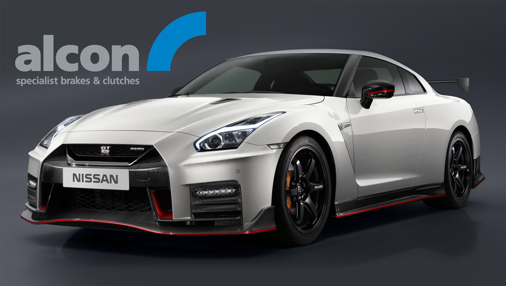 NISSAN R35 GT-R O.E. REPLACEMENT DISC RINGS - CLICK FOR MORE INFO