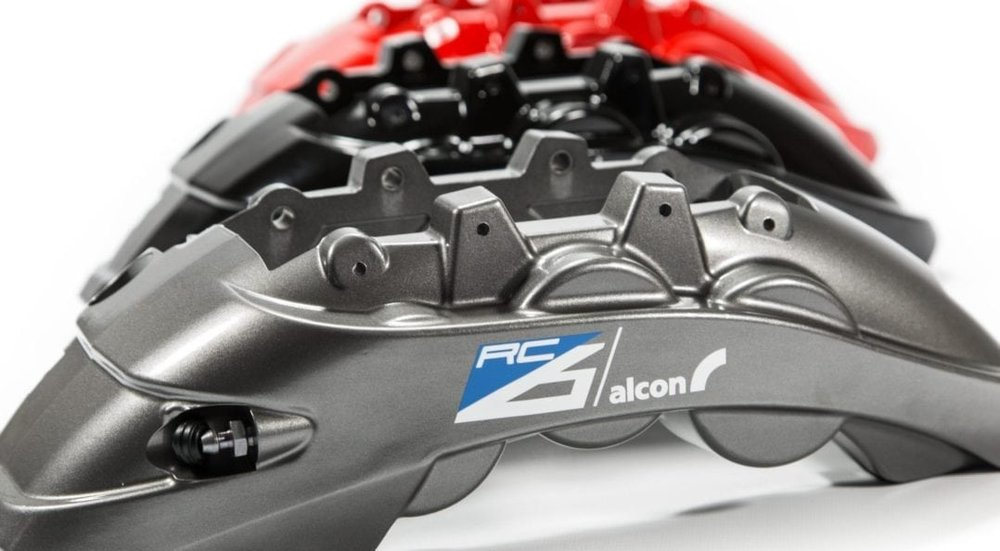 ALCON RC6 / RC4 ERFORMANCE BRAKE SYSTEM - Alcon's RC6 and RC4 brake systems are specifically designed to give you exceptional performance and control. Available in a wide range of applications and up to 405mm front disc size.Suitable for street and high performance use
