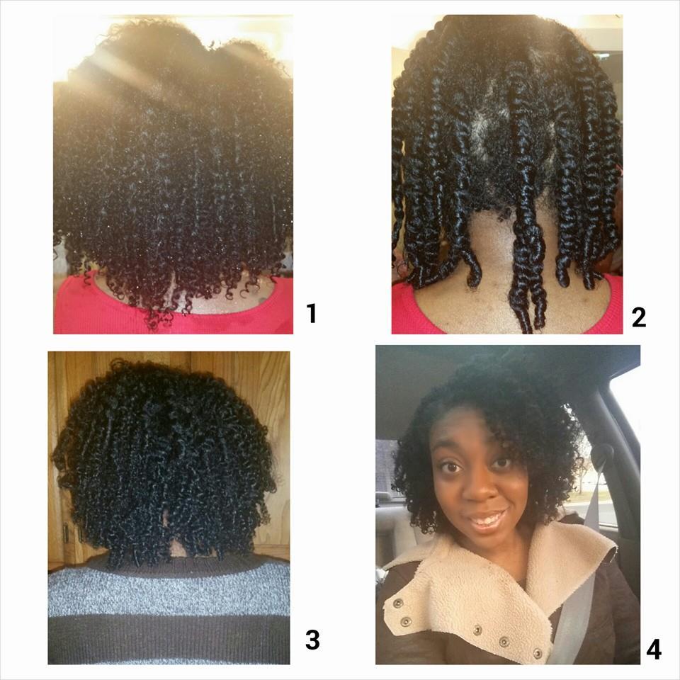 Freshly Washed Hair Using Tressemme Naturals Shampoo U0026amp; Conditoner 2).