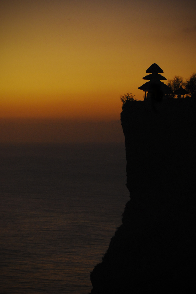 Uluwatu Sunset by Sean McGrath