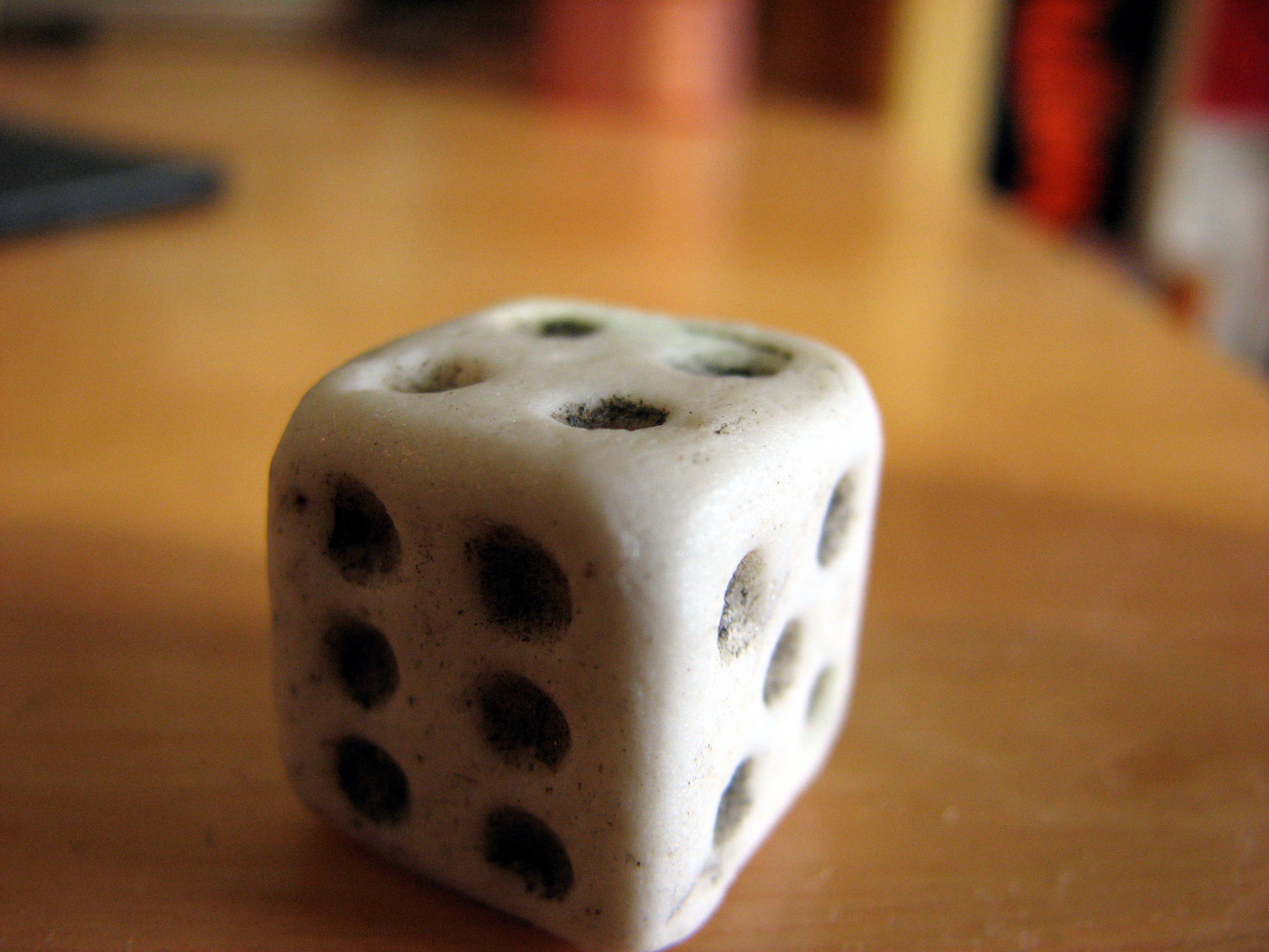 Rolling the dice on traditional media