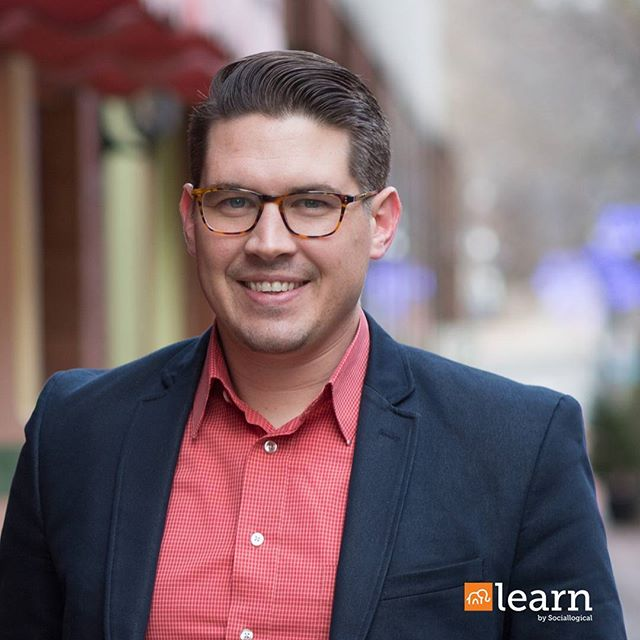 TOMORROW in Uptown Saint John. Still time to register!: http://sologi.co/2fZW2nl (or link in bio)  @philsweezey is launching our 3rd iteration of the Learn by Sociallogical™ online platform - a private social network and course framework that allows people to learn in privacy or with the mentorship of experts and their fellow travelers in social engagement.  #livelifeuptown #asharething #growsj