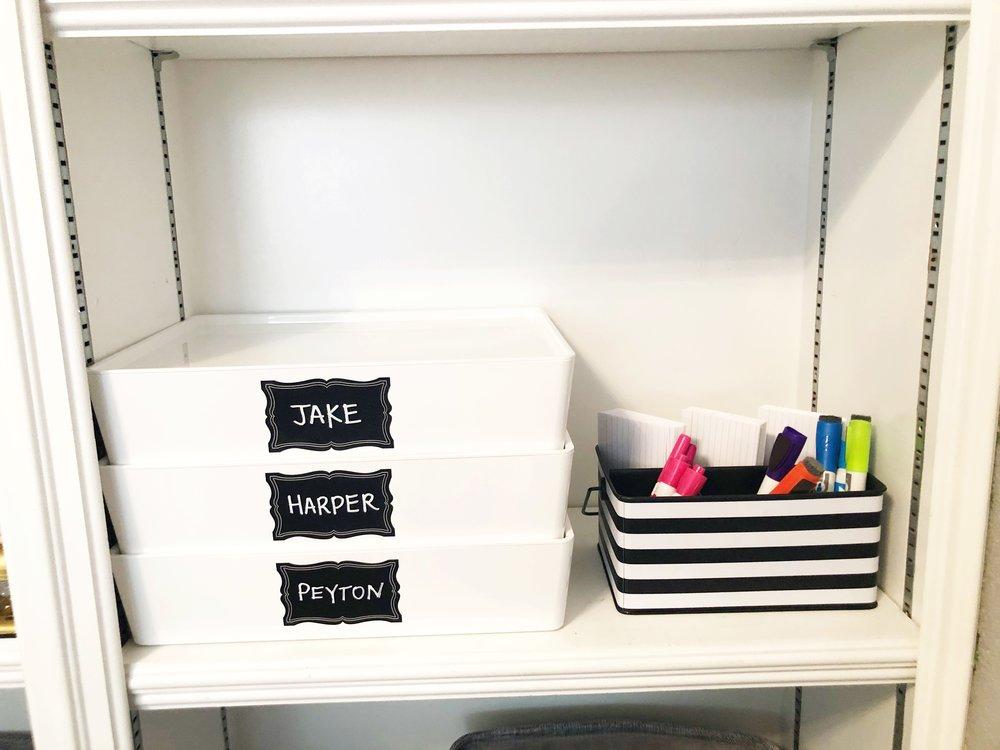 EMM Office_Kid Zone Shelf